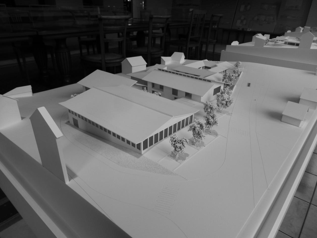 Affaires scolaires mairie de neuvecelle - Cabinet d architecture grenoble ...